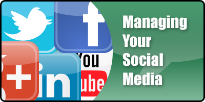 Managing Your Social Media Workshop