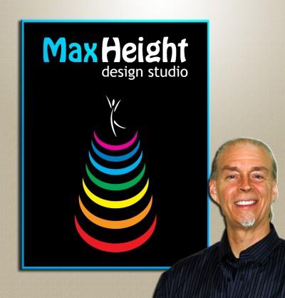 Max Height Design Studio logo 2000
