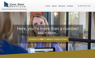 DKRKServices.com created by Max Height Web Solutions