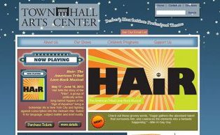 Littleton TownHall Arts Center - Website By Max Height Web Solutions